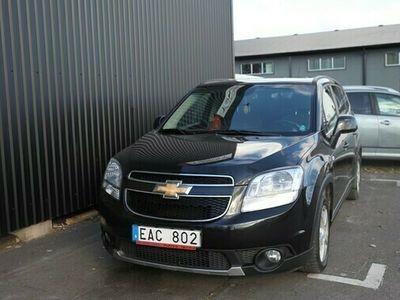 begagnad Chevrolet Orlando 2.0 TD VCDi Hydra-Matic, Minibuss 2013, Minibuss Pris 79 900 kr