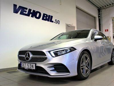 begagnad Mercedes A200 d AMG, Advantage pkt, Smartphone pkt