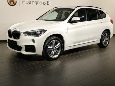 brugt BMW X1 xDrive 20d M-Sport Navi Parking Pack