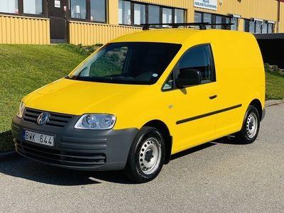 begagnad VW Caddy 2.0/EcoFuel/109HK/7100MIL