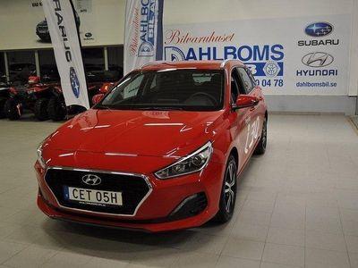 begagnad Hyundai i30 Kombi 1.4 T-GDi DCT Limited Editi