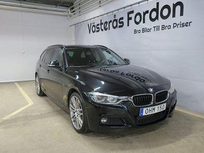begagnad BMW 320 d 190hk xDrive M-Sport Aut Navi Drag