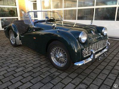 begagnad Triumph TR3
