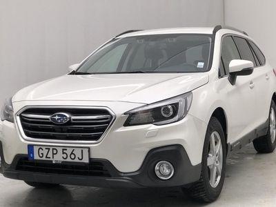 begagnad Subaru Outback 2.5i 4WD 2019, Kombi 275 000 kr