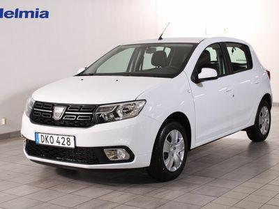 begagnad Dacia Sandero PhII TCe 100 Family Edition