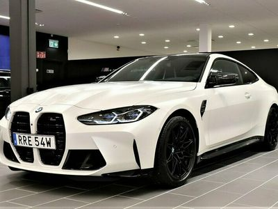 begagnad BMW M4 Competition 510hk Nypris: 1.340.000:-