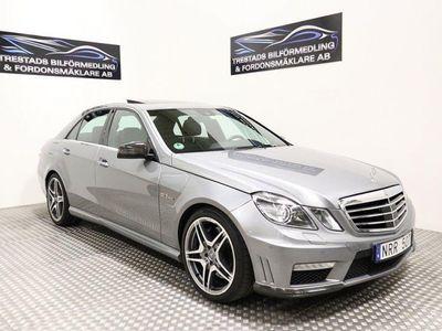 begagnad Mercedes E63 AMG 525HK PERFORMANCE 2603kr/mån