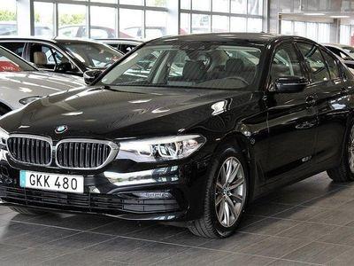 begagnad BMW 520 d Sedan Sport Line Aut Nav Backkamera