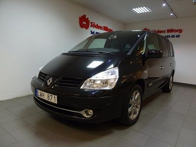begagnad Renault Grand Espace 2.0 dCi Auto 7-SITS Expression