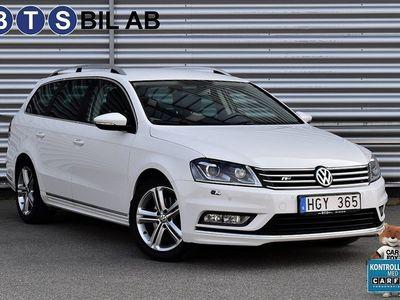 begagnad VW Passat Variant 2.0 TDI 4Motion R-line DSG Premium