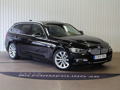 begagnad BMW 320 d Touring Modern line AUT 184hk