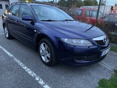 used Mazda 6 Wagon 2.0 143hk