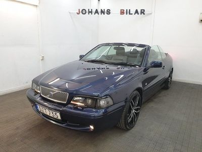 brugt Volvo C70 Cabriolet 2.4T Automat 193hk Nybes -02