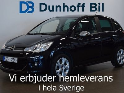 begagnad Citroën C3 1.2 VTi 82hk Nordic Edition