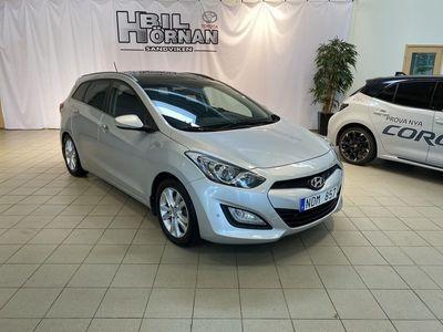 begagnad Hyundai i30 1.6 CRDi Premium Kombi