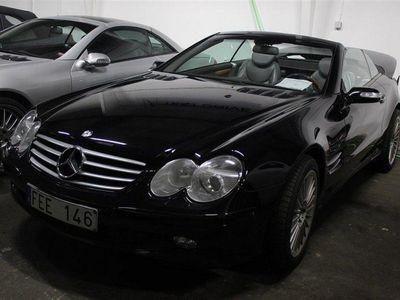 gebraucht Mercedes SL500 500CAB -04
