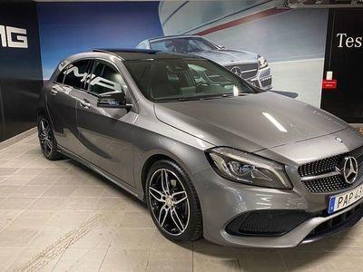 begagnad Mercedes A180 // AMG // NIGHT //