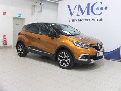 begagnad Renault Captur PhII Energy TCe 120 Intens
