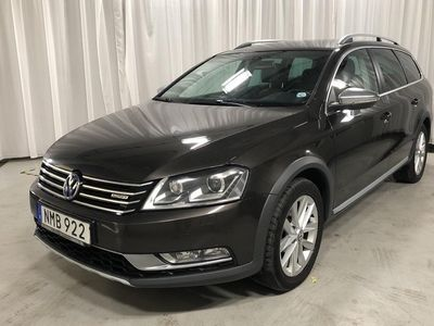 used VW Passat Alltrack 2.0 TDI BlueMotion Technology 4Motion (177hk)