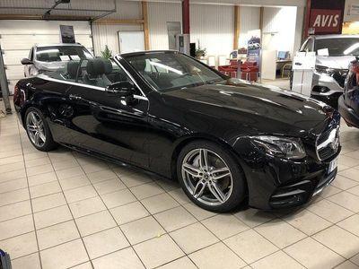 begagnad Mercedes E300 Amg Aut