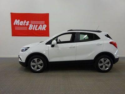 begagnad Opel Mokka X 1,6 Cdti 4x4 136 Hk Manuell EcoFlex Enjoy