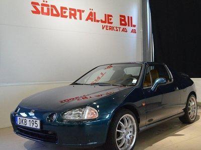 begagnad Honda CR-X Delsol 1.6 160hk VTI Targa -98