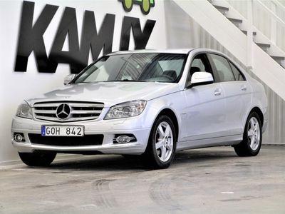 begagnad Mercedes C220 CDI 170hk | Automat |