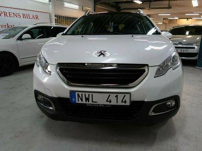 begagnad Peugeot 2008 1.2 VTi 82hk