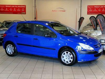 begagnad Peugeot 307 1.6 XR 109hk 11000MIL 0:- KR Kontantinsats