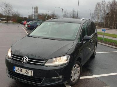 begagnad VW Sharan 2.0 Premium