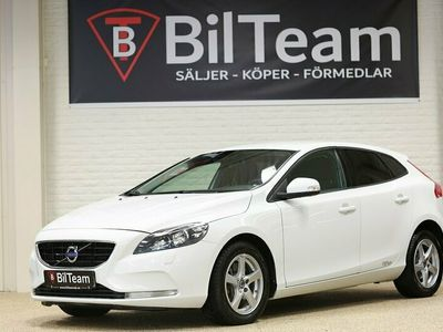 begagnad Volvo V40 T2 Geartronic Kinetic Euro 6 122hk