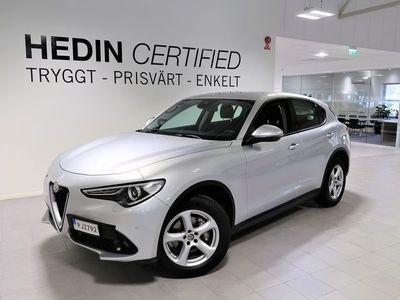 begagnad Alfa Romeo Stelvio S JTDM 2.2 210HK låg skatt*