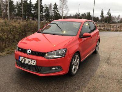 begagnad VW Polo 1.4 GTI 5dr