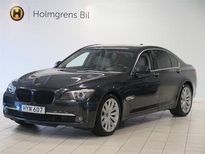 begagnad BMW 750 i 408hk Värmare Navi Fullutrustad