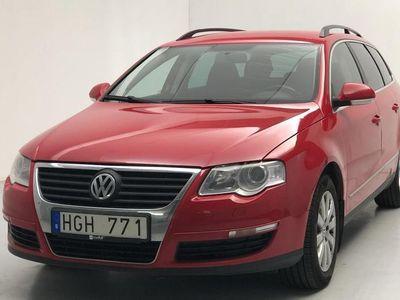 begagnad VW Passat 2.0 FSI 4Motion Variant