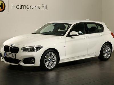 begagnad BMW 118 i M-Sport (136hk)
