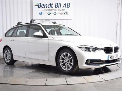 usata BMW 318 d Touring Sportline (150hk)