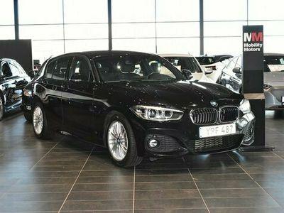 begagnad BMW 118 d 5-dörrars Steptronic M Sport Euro 6 150hk