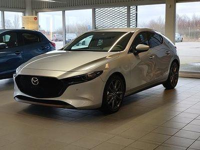 begagnad Mazda 3 2.0 Cosmo Aut Mild-hybrid 150hk