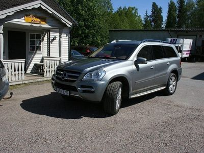 gebraucht Mercedes GL350 CDI 4MATIC BlueEFFICIENC -12