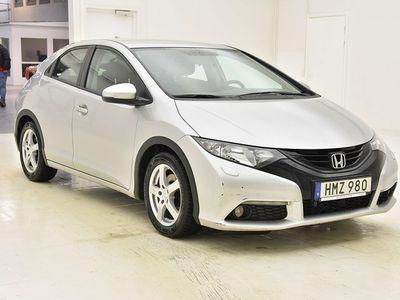 brugt Honda Civic 1.6 i-DTEC 120hk