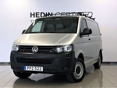 begagnad VW Transporter T5 2,0 TDI Manuell 102hk