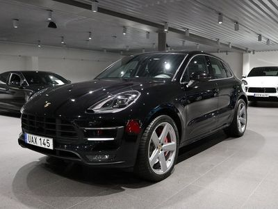 begagnad Porsche Macan Turbo Performance Pack