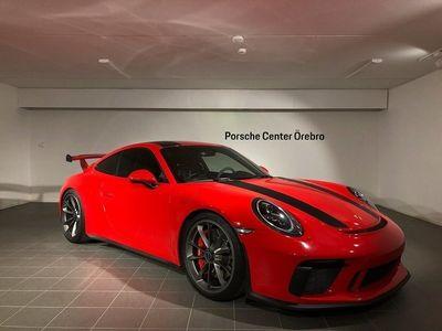 begagnad Porsche 911 GT3 991 PDK 500hk