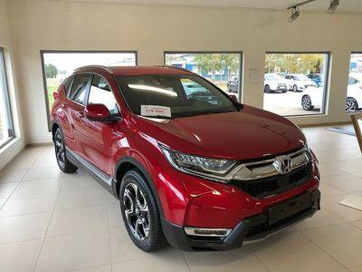 begagnad Honda CR-V Lifestyle Hybrid 2WD 215hk