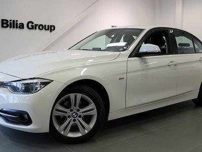 begagnad BMW 318 d xDrive Sedan | Sport line | Navi | Drag | HiFi