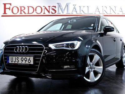 begagnad Audi A3 Sportback 1.4 TFSI 122HK 3-ÅRS GARANTI