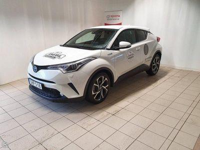 begagnad Toyota C-HR 1.8 VVT-i Hybrid CVT Euro 6 123hk -18