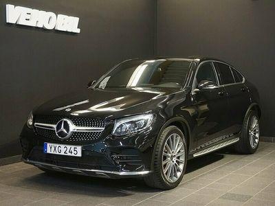 begagnad Mercedes GLC350 d Coupé 4-Matic AMG 360-Kamera Värmare Aut Drag Nav