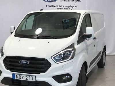 begagnad Ford Custom laddhybrid